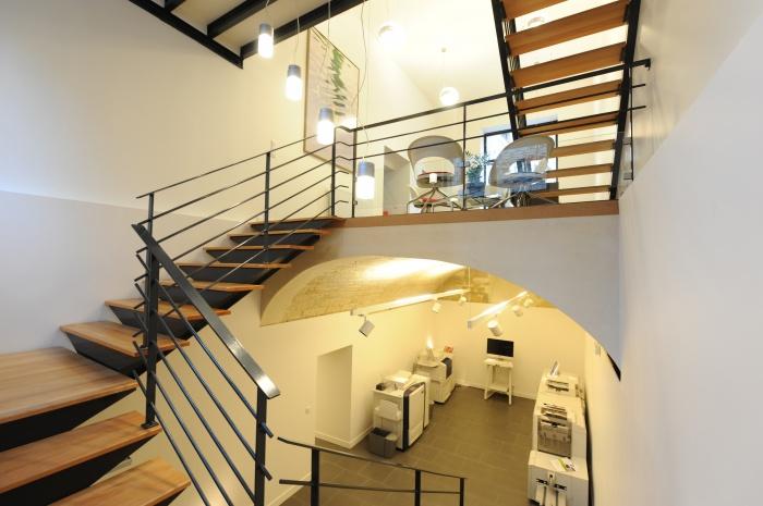 Showroom et bureaux d'Adexgroup : 6