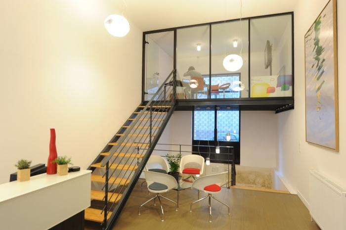 Showroom et bureaux d'Adexgroup