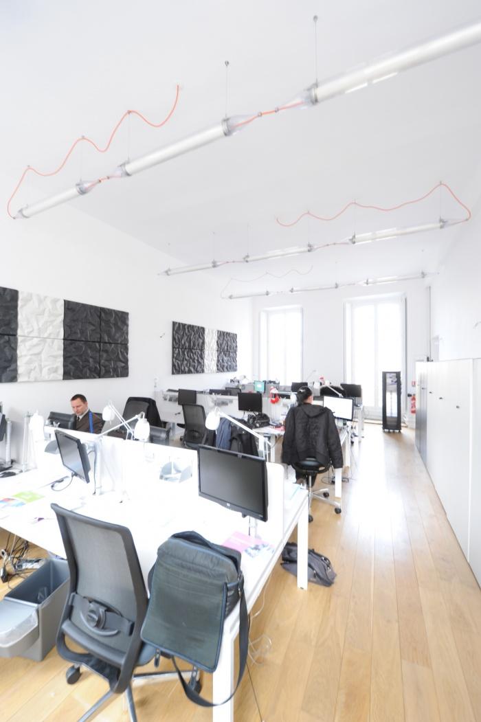 Showroom et bureaux d'Adexgroup : 4