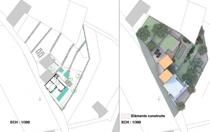 Maison Ossature Bois : Atelier-RS LAVASINA-4