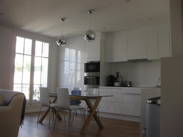 Appartement Paris 14e - 90m²