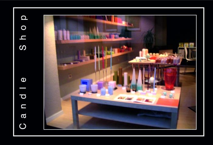 Candle shop Allemagne