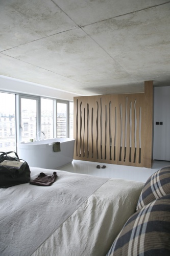 Architectes Loft Paris 19 Paris