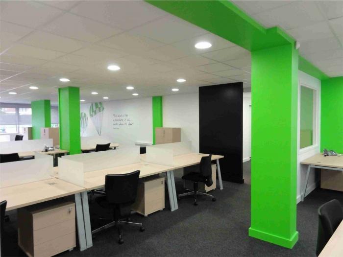 amenagement de bureaux boulogne billancourt une r alisation de um studio. Black Bedroom Furniture Sets. Home Design Ideas