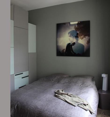 Aménagement intérieur d'un appartement d'esprit loft New-Yorkais : AT9