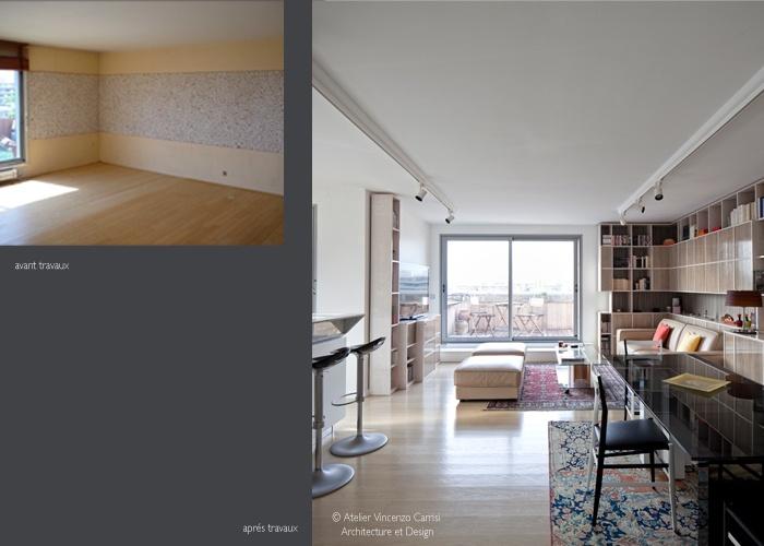 R Novation Am Nagement D 39 Un Appartement Paris 11 Me