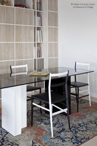 architectes design paris. Black Bedroom Furniture Sets. Home Design Ideas