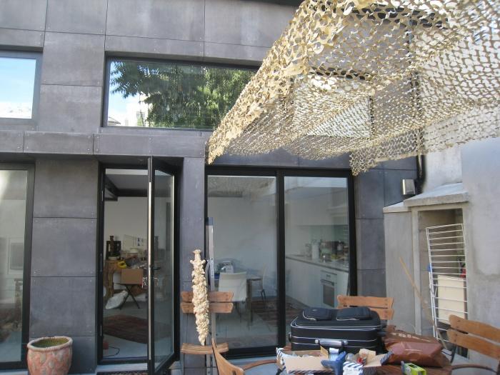 88 maisons ossature acier ou mixte acier bois d - Maison de ville architecture contemporaine ...