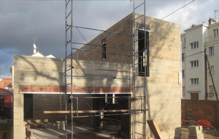 Maison à Patio à Nanterre : IMG_9974recadréecopie