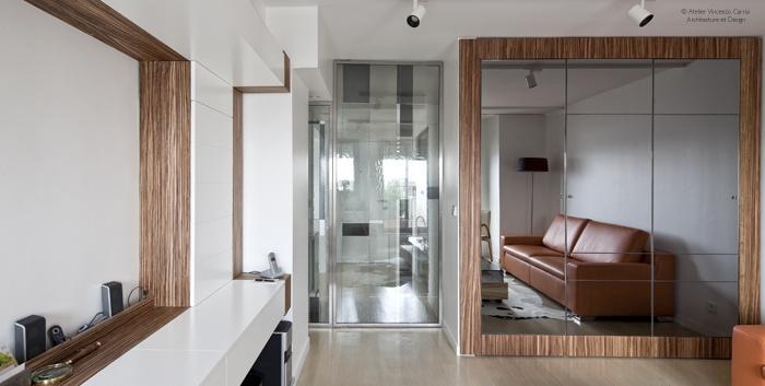 Rénovation - aménagement d'un appartement à Paris 11ème