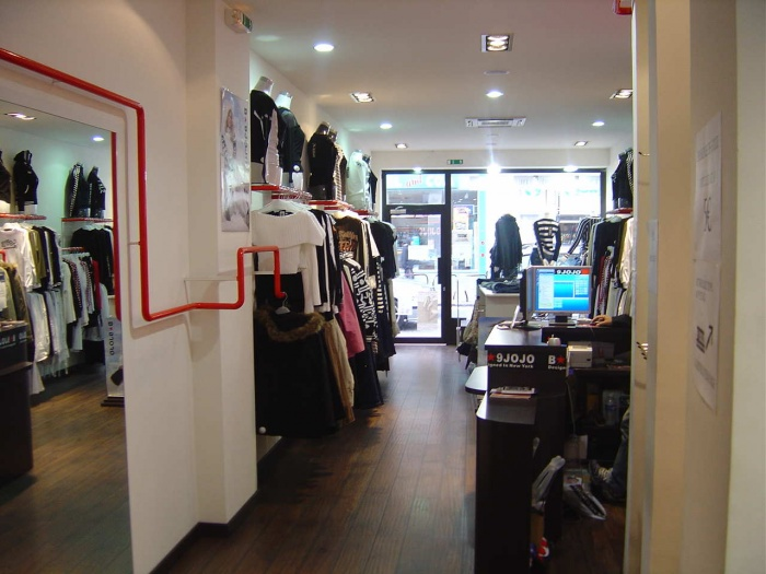 B9*JOJO - Boutique : BOJO 003