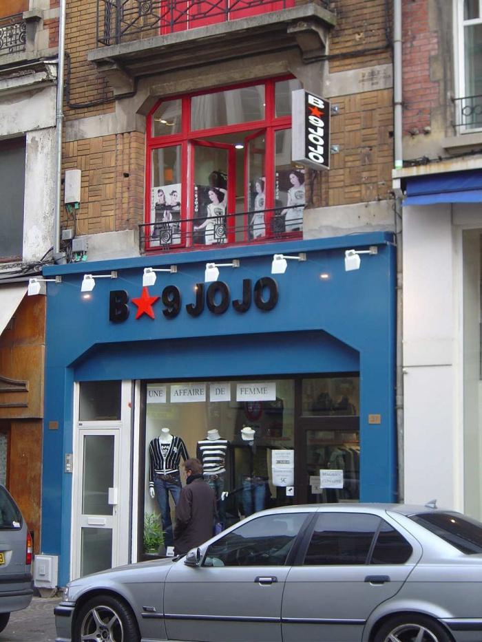 B9*JOJO - Boutique : BOJO 012