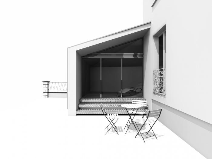 Extension en banlieue : EAU-IMAGES-jardin