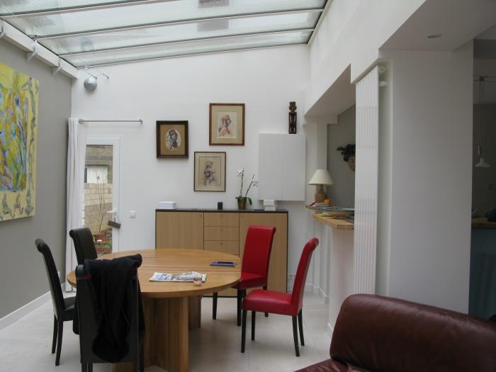 Extension + réhabilitation partielle d'une maison individuelle : IMG_5565b
