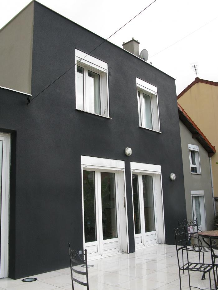 Extension + réhabilitation partielle d'une maison individuelle : IMG_5575b