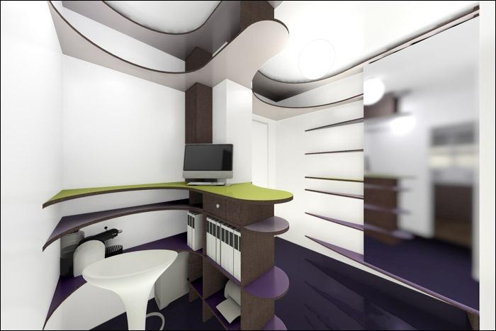 architecte pm4 paris r alisations et contact. Black Bedroom Furniture Sets. Home Design Ideas