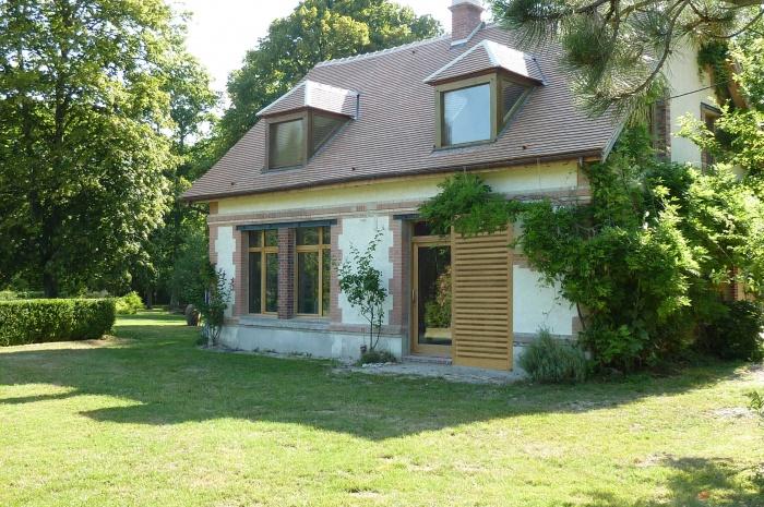 Réhabilitation d'une maison  à la campagne : JVUE-EXT-2B_FIEVET-web