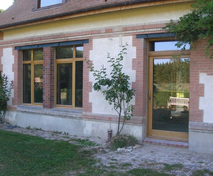 Réhabilitation d'une maison  à la campagne : JVUE-EXT-3B_FIEVET-web