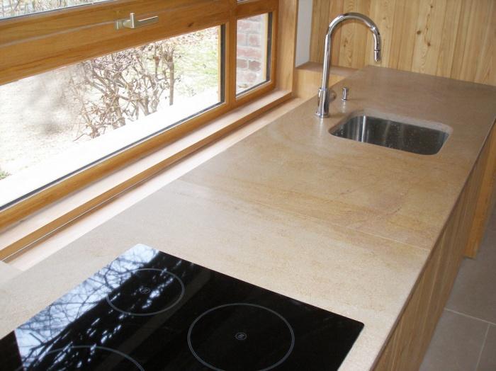 Réhabilitation d'une maison  à la campagne : JVUE2-CUISINE_FIEVET-web