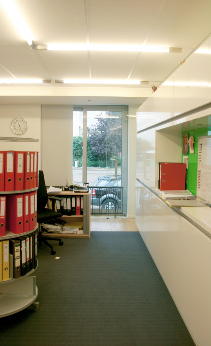 Rénovation de bureaux : intérieur 1