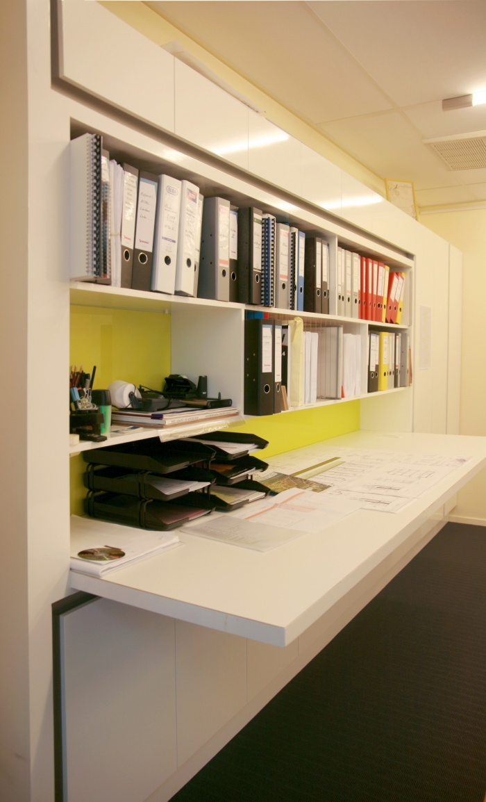 Rénovation de bureaux : intérieur 3