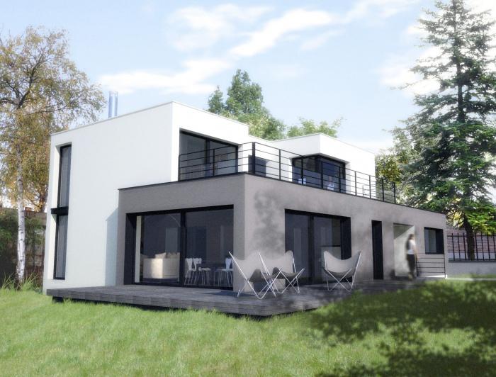 Villa sur les bords de Marne