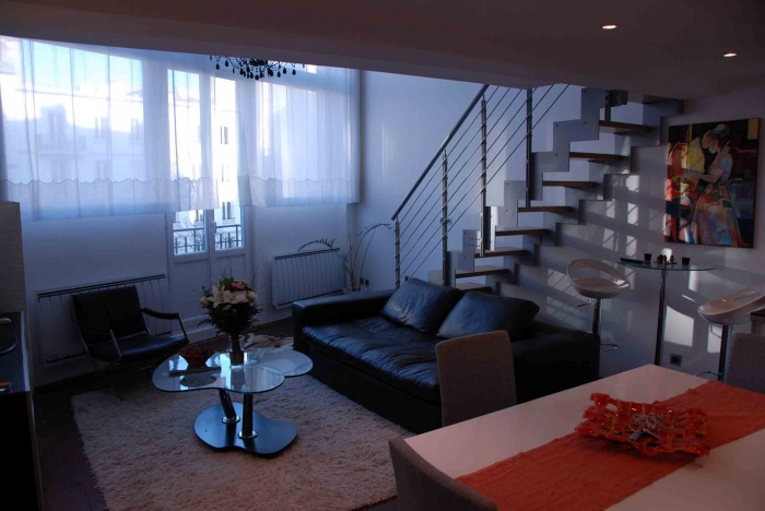 Rénovation d'un appartement à Paris, rue faubourg ST. Honore 75008 : 4J.JPG