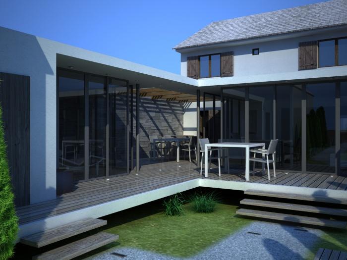 Extension d'une maison à Champigny sur Marne 94500