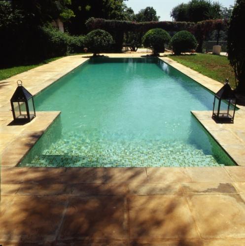 Une maison unifamiliale à Alger : piscine