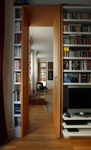 Restructuration d'un appartement à Paris : 05
