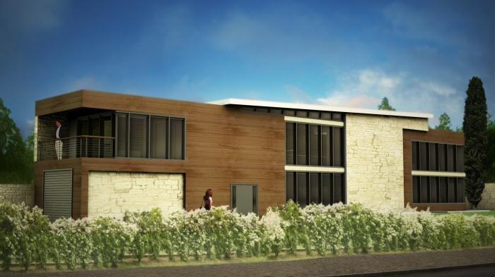 Construction d'une maison passive