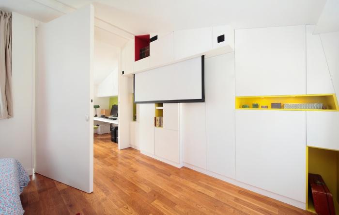surélévation pavillon / MAISON R : PPIL grand meuble5