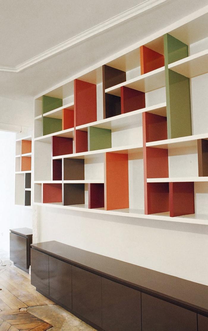 Réhabilitation d'un appartement de 3 pièces : BEN-02