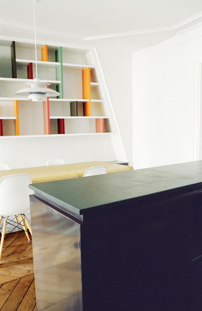 Réhabilitation d'un appartement de 3 pièces : BEN-03