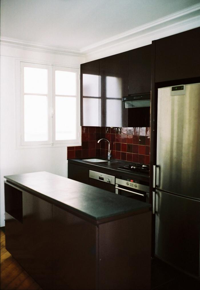 Réhabilitation d'un appartement de 3 pièces : BEN-04