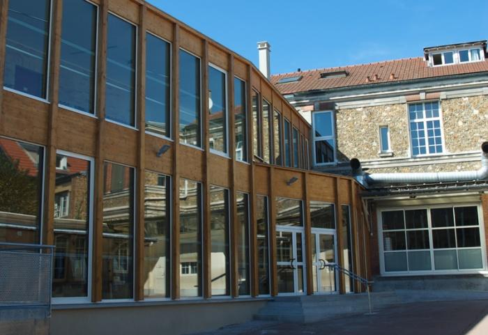Extension d'une Ecole