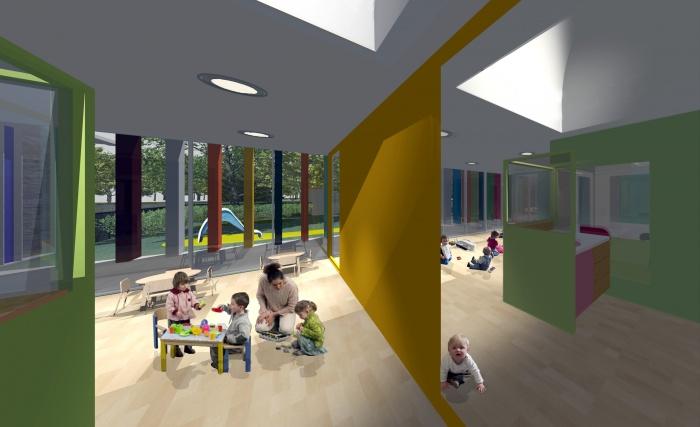 Maison intercommunale de l'enfance