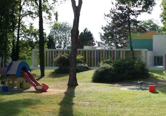 Maison petite enfance du parc