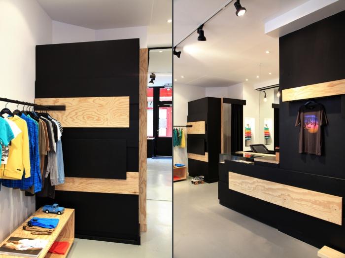 Amenagement Interieur D Une Boutique De Mode A Paris 6 Une
