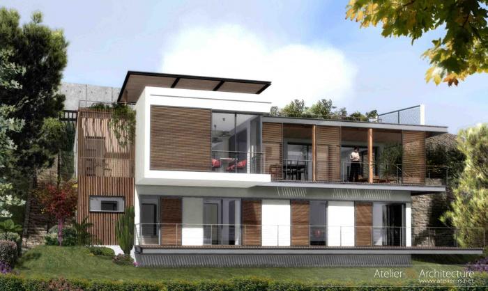 Villa Contemporaine : image_projet_mini_55291