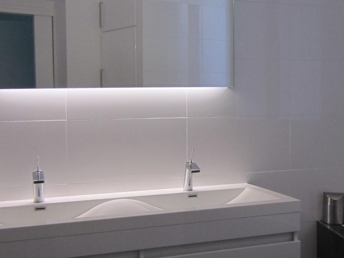 Rénovation complète Appartement : Salle de Bain