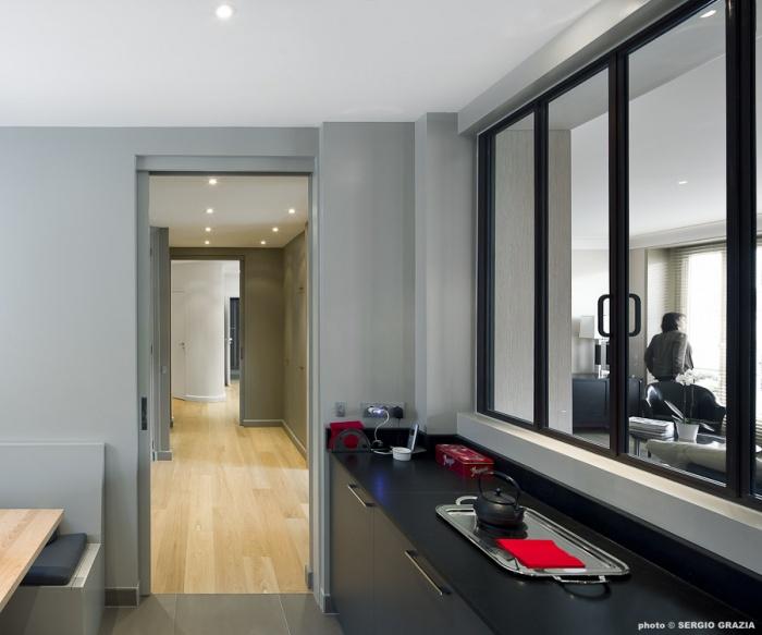 Appartement Auteuil, Paris : photo-sergio-grazia ECR 2012-07-19_0162 T