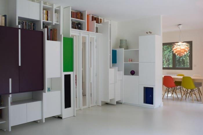 Rénovation d'une maison : 110511-AA-230