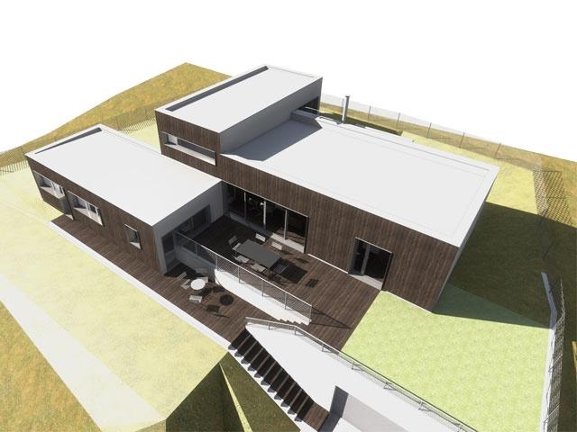 Nouvelle maison à Montlignon : PAGE4