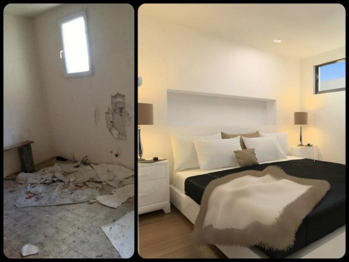 Architectes 03 maisons contemporaines r novation r habilitati - Changer un local commercial en habitation ...