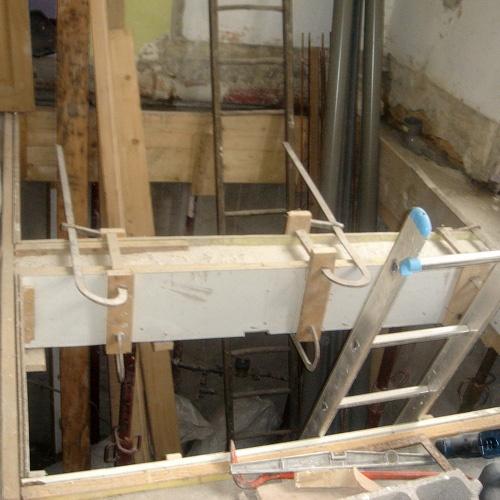 Rénovation complète d'une ancien de couture en loft design : g_cas_17