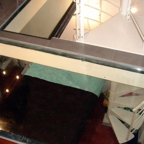 Rénovation complète d'une ancien de couture en loft design : g_cas_24