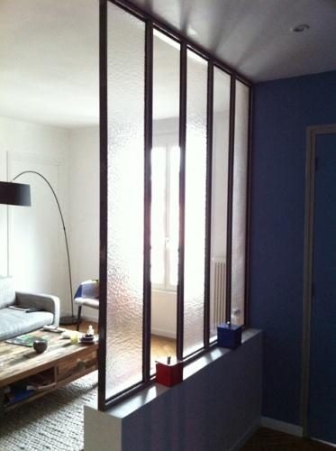 appartement haussmannien r novation paris une r alisation de lgarchitecture. Black Bedroom Furniture Sets. Home Design Ideas