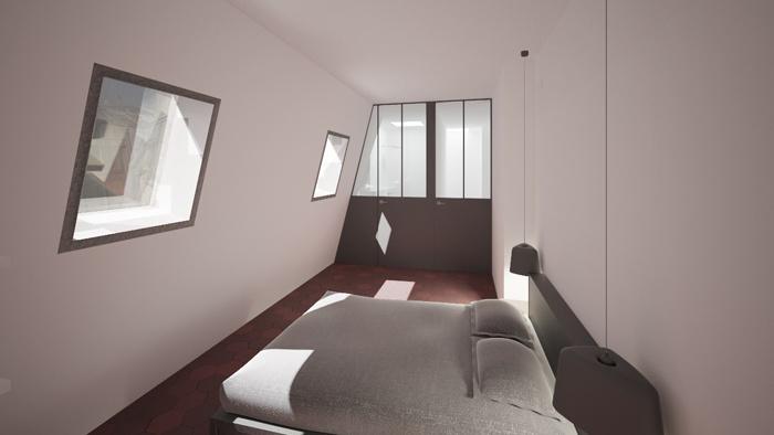 Duplex sous les toits à Montmartre : image_projet_mini_60461