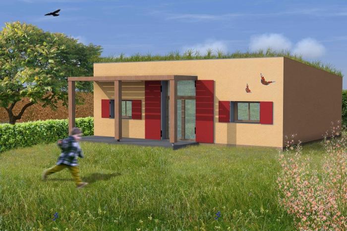 maison prairie